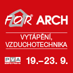 Česká peleta se chystá na veletrh FOR ARCH