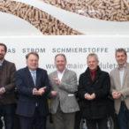 Pelety jsou topivo 21. století, říká německý ministr Brunner