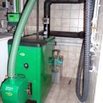 Instalace kotle EcoTec Mini Q