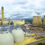 Britská elektrárna Drax, kde se přechází z uhlí na pelety. Photo Credit: Biomass Magazine