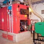 Instalace hořáku EcoTec BioLine