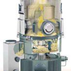 Peletizační lis pro zpracování biomasy