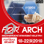 Blíží se ForArch 2018. Napište si o vstupenky zdarma