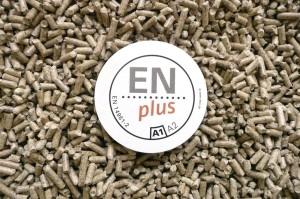 Mezinárodní standard ENplus nabízí dřevěné pelety nejvyšší kvality.